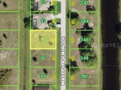 261 W Pine Valley Lane, Rotonda West, FL 33947 (MLS #D6121150) :: The BRC Group, LLC