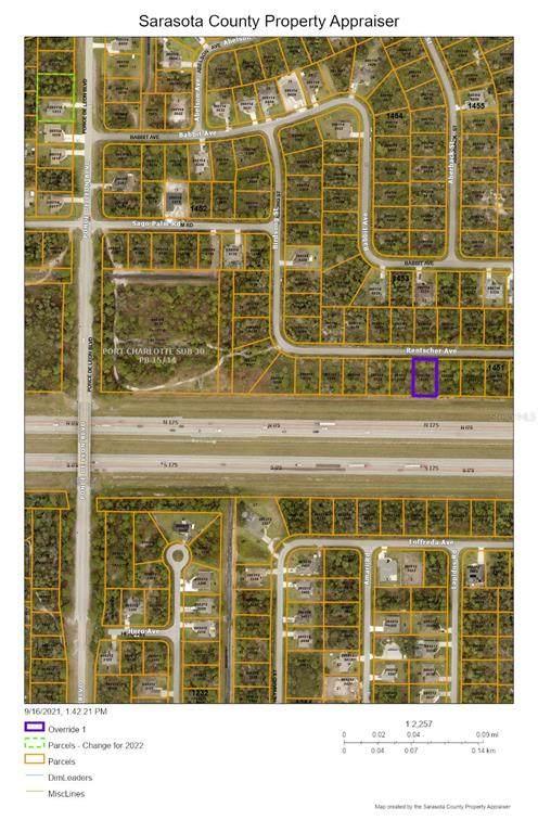 0 Rentscher Avenue, North Port, FL 34291 (MLS #D6121300) :: Zarghami Group