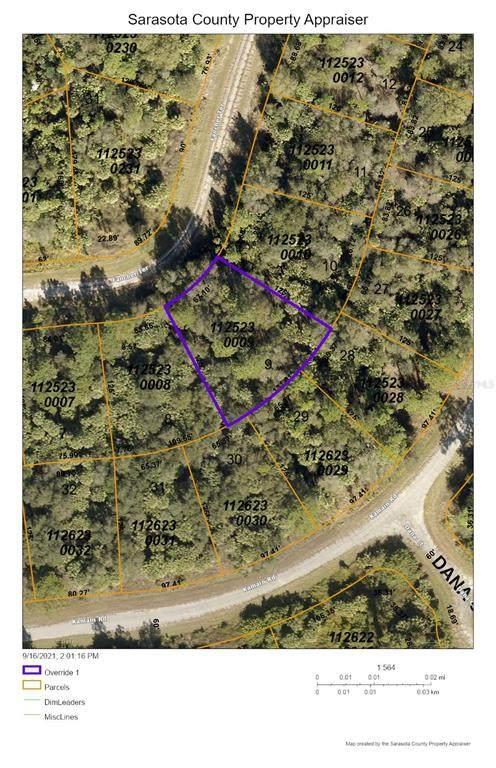 0 Fancher Terrace, North Port, FL 34288 (MLS #D6121302) :: RE/MAX Elite Realty