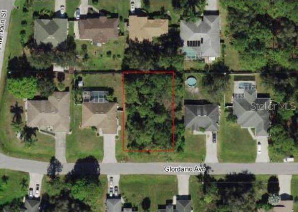 Lot 3 Glordano Avenue, North Port, FL 34286 (MLS #D6121346) :: Gate Arty & the Group - Keller Williams Realty Smart