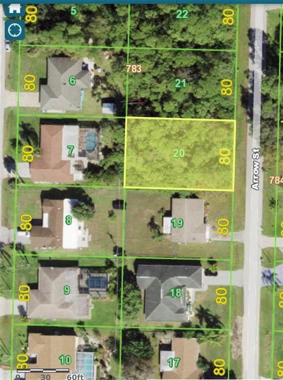 1341 Arrow Street, Port Charlotte, FL 33952 (MLS #D6121410) :: Globalwide Realty