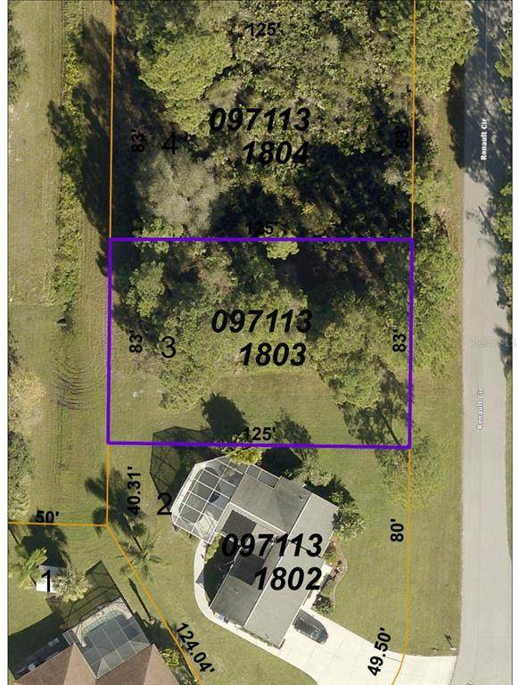 3500 Renault Circle, North Port, FL 34291 (MLS #D6121412) :: The Hustle and Heart Group