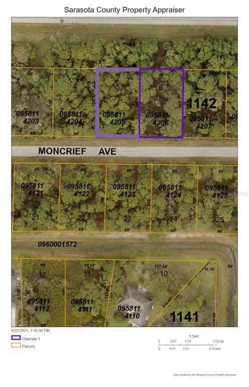 0 Moncrief Avenue, North Port, FL 34286 (MLS #D6121414) :: Zarghami Group