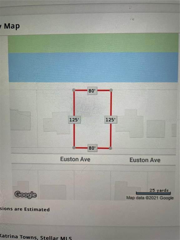 10348 Euston Avenue, Englewood, FL 34224 (MLS #D6121464) :: Gate Arty & the Group - Keller Williams Realty Smart