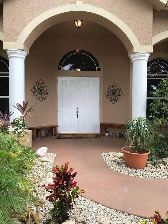 8242 Santa Cruz Drive, Port Charlotte, FL 33981 (MLS #D6121496) :: Dalton Wade Real Estate Group