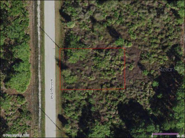 4362 Jennings Boulevard, Port Charlotte, FL 33981 (MLS #D6121523) :: Kelli Eggen at RE/MAX Tropical Sands