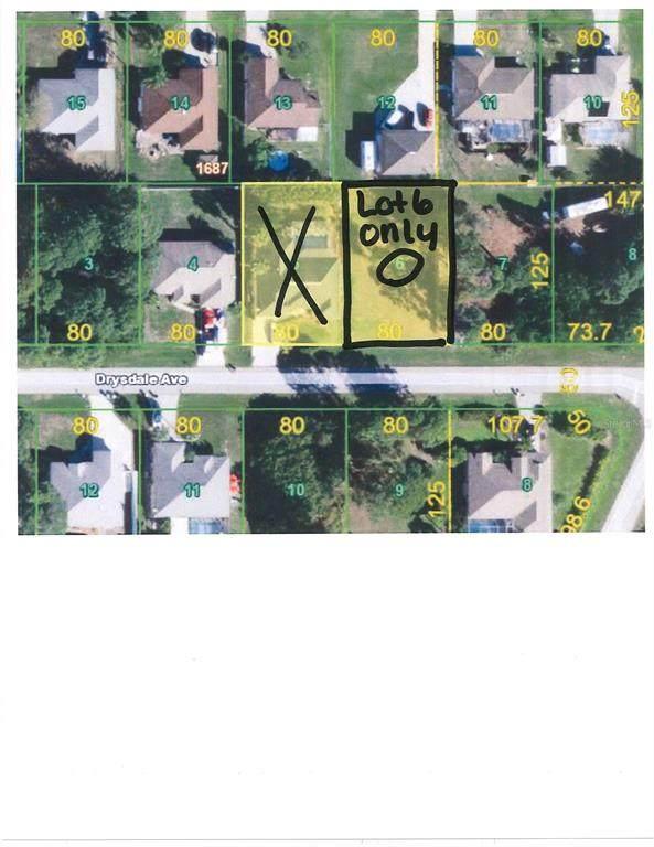 13704 Drysdale Avenue, Port Charlotte, FL 33981 (MLS #D6121546) :: The Nathan Bangs Group
