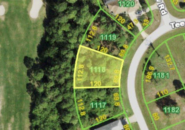 49 Tee View Road, Rotonda West, FL 33947 (MLS #D6121790) :: Medway Realty