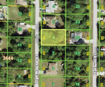 7200 Lighthouse Street, Englewood, FL 34224 (MLS #D6121836) :: The Duncan Duo Team
