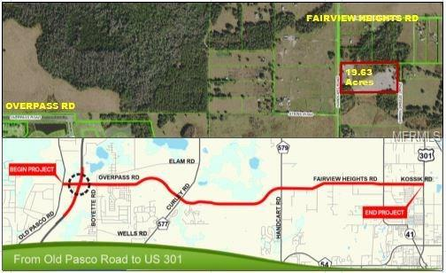 Handcart Road, Zephyrhills, FL 33541 (MLS #E2205998) :: Godwin Realty Group