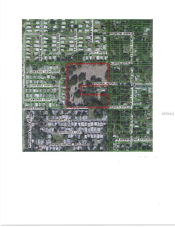 Jendral Avenue, Zephyrhills, FL 33542 (MLS #E2400051) :: RE/MAX Realtec Group