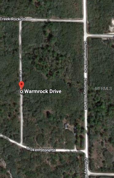 Warmrock Drive, Webster, FL 33597 (MLS #E2400327) :: The Duncan Duo Team