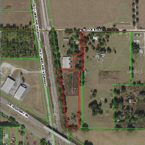 Messick Road, Dade City, FL 33525 (MLS #E2400965) :: SANDROC Group