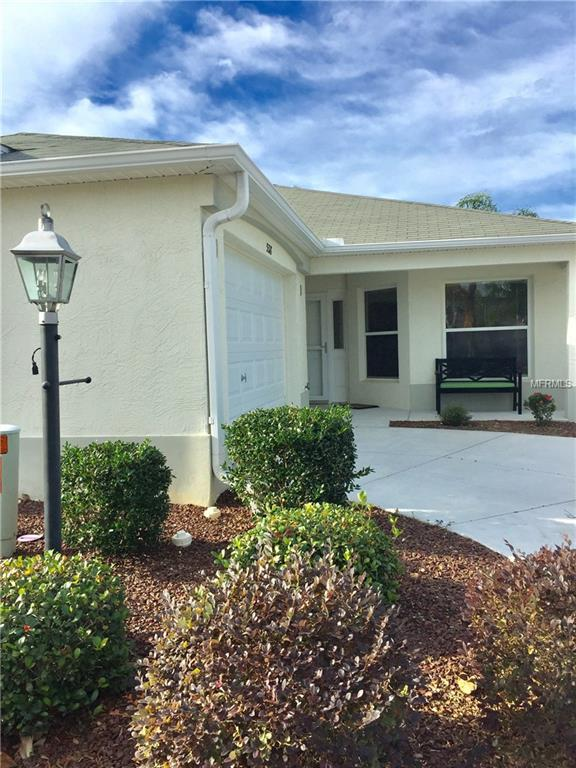 538 Lystra Court, The Villages, FL 32162 (MLS #G4852213) :: Realty Executives in The Villages