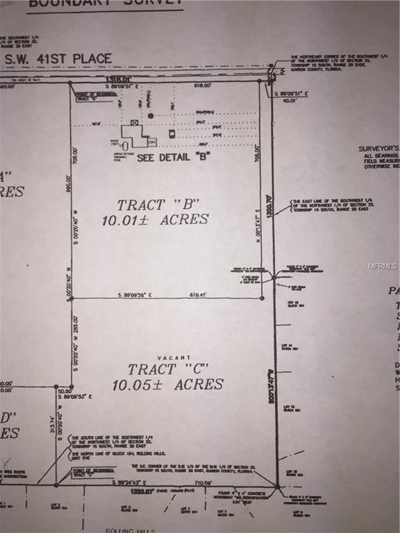 12810 SW 41ST Place, Ocala, FL 34481 (MLS #G4852929) :: The Lockhart Team