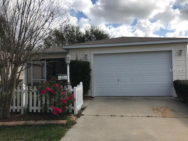 429 Canterbury Court, The Villages, FL 32162 (MLS #G4853505) :: Realty Executives in The Villages