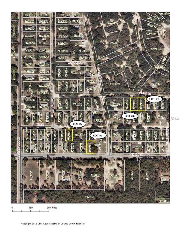 Lake Griffin Road, Lady Lake, FL 32159 (MLS #G4854038) :: Premium Properties Real Estate Services