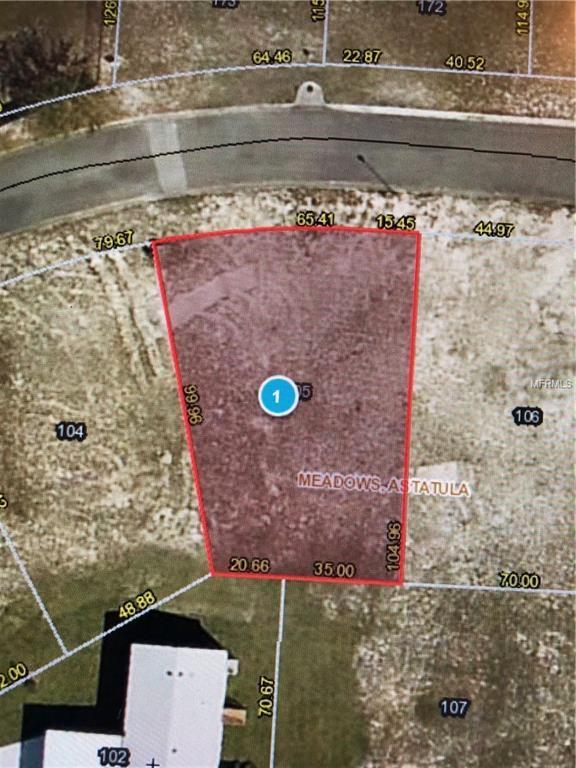 25134 Alamanda Drive #105, Astatula, FL 34705 (MLS #G4854113) :: Godwin Realty Group