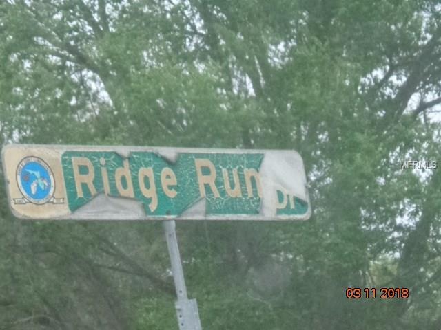 3700 Ridge Run Dr., Minneola, FL 34715 (MLS #G4854227) :: The Duncan Duo Team