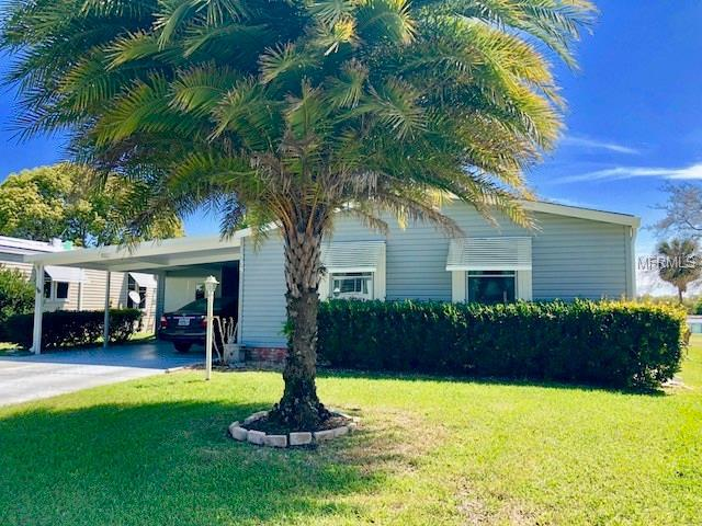 1539 Hillcrest Drive, The Villages, FL 32159 (MLS #G4854245) :: Realty Executives in The Villages