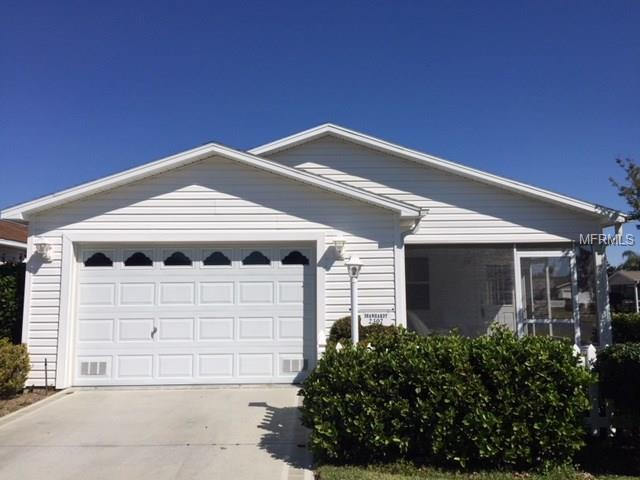2307 Pine Ridge Street, The Villages, FL 32162 (MLS #G4854293) :: Realty Executives in The Villages