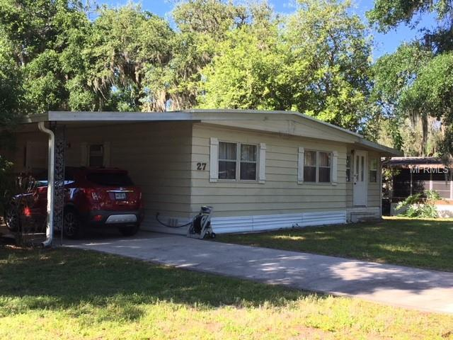 27 S Bobwhite Road, Wildwood, FL 34785 (MLS #G5000356) :: RealTeam Realty