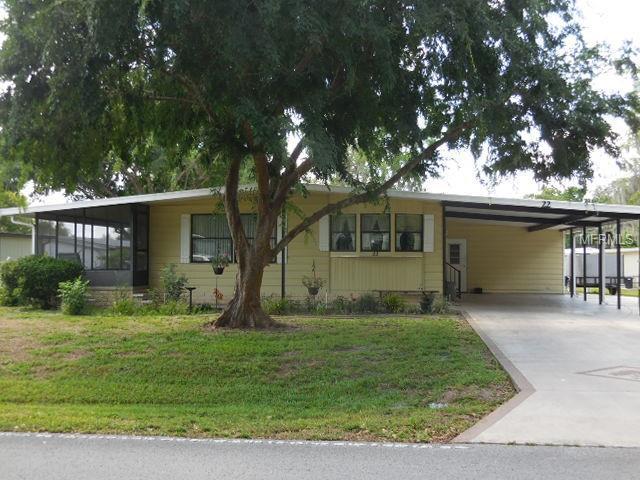 22 Magnolia Lane, Wildwood, FL 34785 (MLS #G5000695) :: The Duncan Duo Team