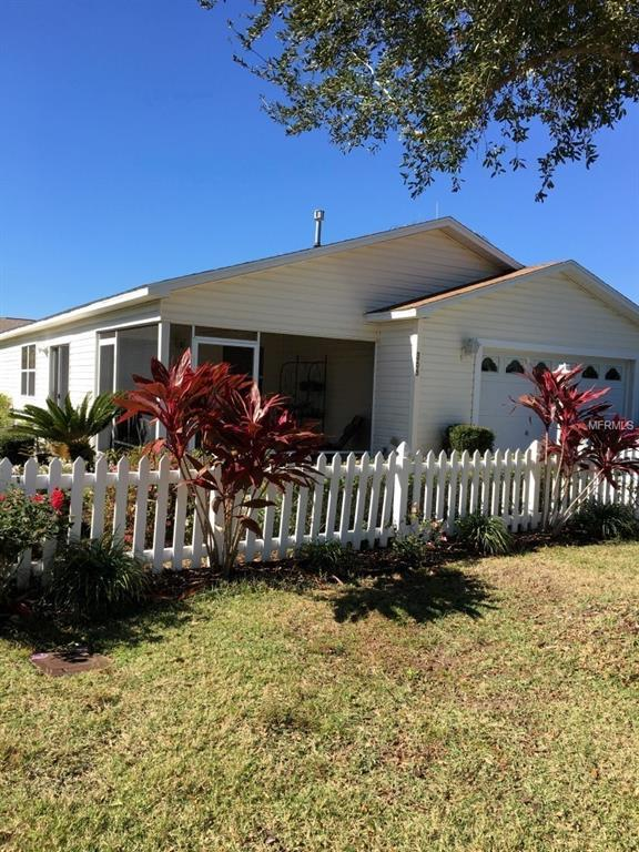 366 Red Bank Road, The Villages, FL 32162 (MLS #G5001298) :: Realty Executives in The Villages