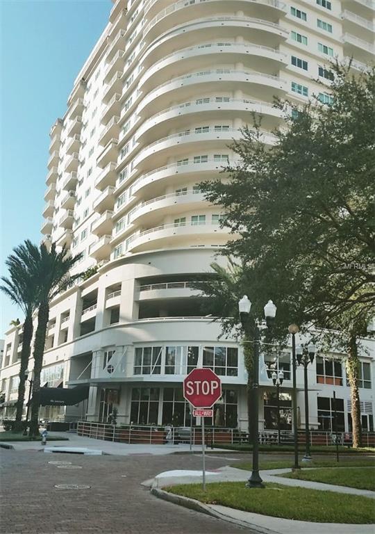 100 S Eola Drive #502, Orlando, FL 32801 (MLS #G5001412) :: The Duncan Duo Team