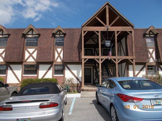 500 Newell Hill Road 109C, Leesburg, FL 34748 (MLS #G5001465) :: RealTeam Realty
