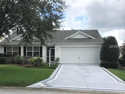 490 Weston Manor Drive, The Villages, FL 32162 (MLS #G5002689) :: Realty Executives in The Villages