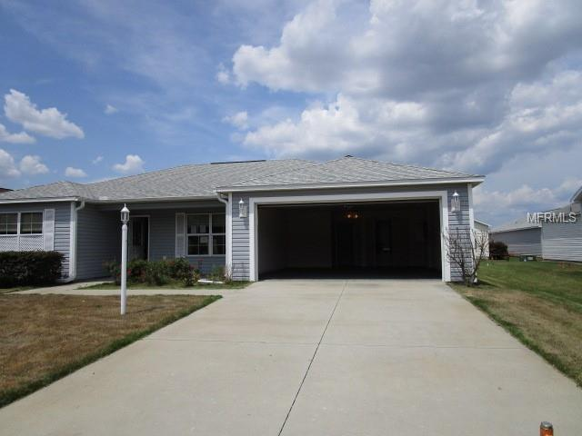 3833 Infinity Run, The Villages, FL 32163 (MLS #G5002870) :: Realty Executives in The Villages