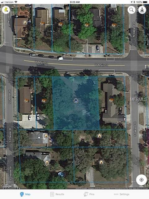 1807 W Main Street, Leesburg, FL 34748 (MLS #G5004566) :: Homepride Realty Services