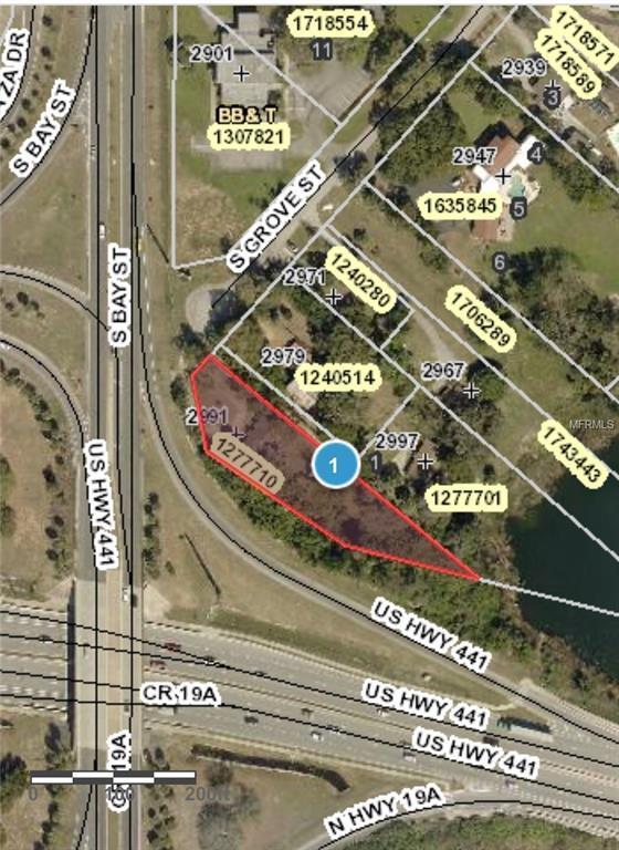 2991 & 2997 S Grove Street, Eustis, FL 32726 (MLS #G5005978) :: KELLER WILLIAMS CLASSIC VI