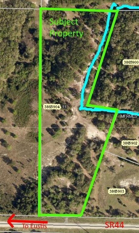 State Road 44, Eustis, FL 32736 (MLS #G5006011) :: Griffin Group
