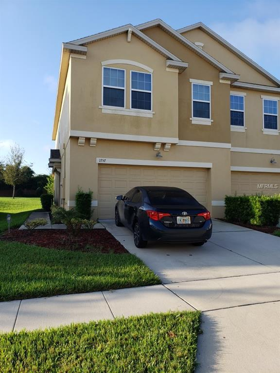 1757 Marsh Palm Parkway, Ocoee, FL 34761 (MLS #G5006247) :: Team Virgadamo