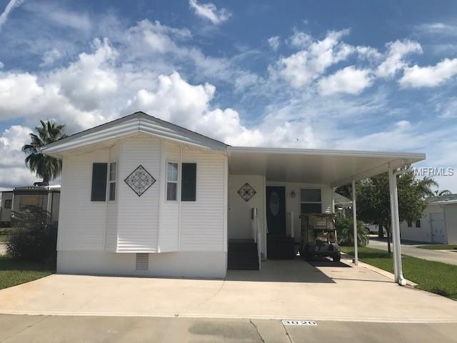 3020 Frontier Drive, Titusville, FL 32796 (MLS #G5006465) :: Delgado Home Team at Keller Williams