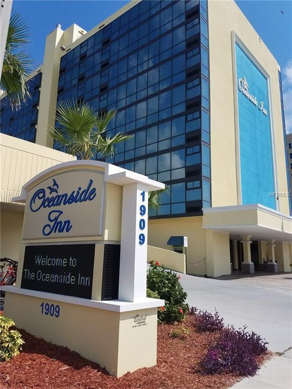 1909 S Atlantic Avenue 517, 518, 519, Daytona Beach Shores, FL 32118 (MLS #G5006597) :: Team Bohannon Keller Williams, Tampa Properties