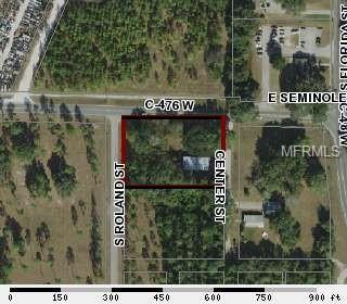 111 E Seminole Avenue, Bushnell, FL 33513 (MLS #G5007242) :: The Lockhart Team