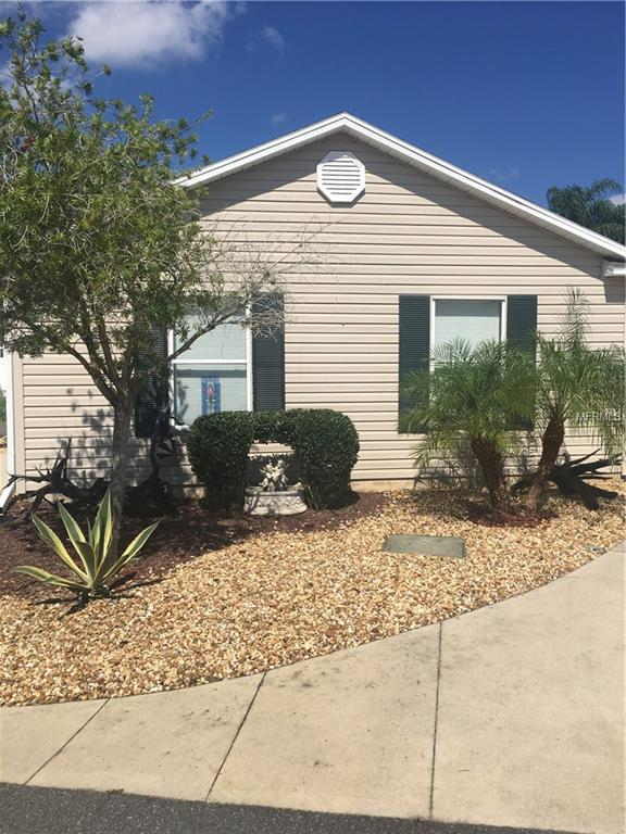 531 Paxville Place, The Villages, FL 32162 (MLS #G5007447) :: Realty Executives in The Villages
