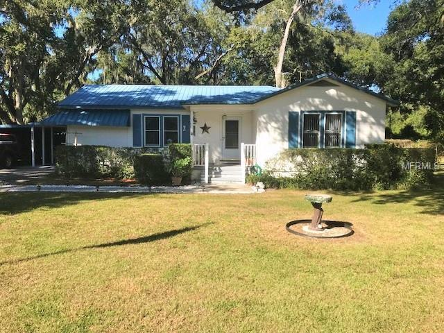 6801 E Warm Springs Ave., Coleman, FL 33521 (MLS #G5007532) :: RealTeam Realty