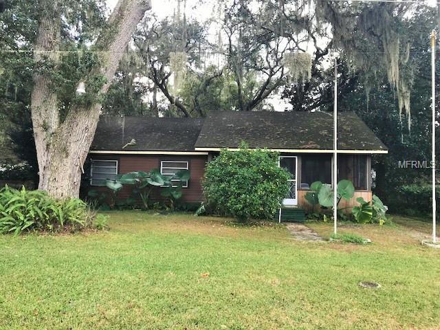 29074 Lake Lindsey Road, Nobleton, FL 34661 (MLS #G5009548) :: Homepride Realty Services