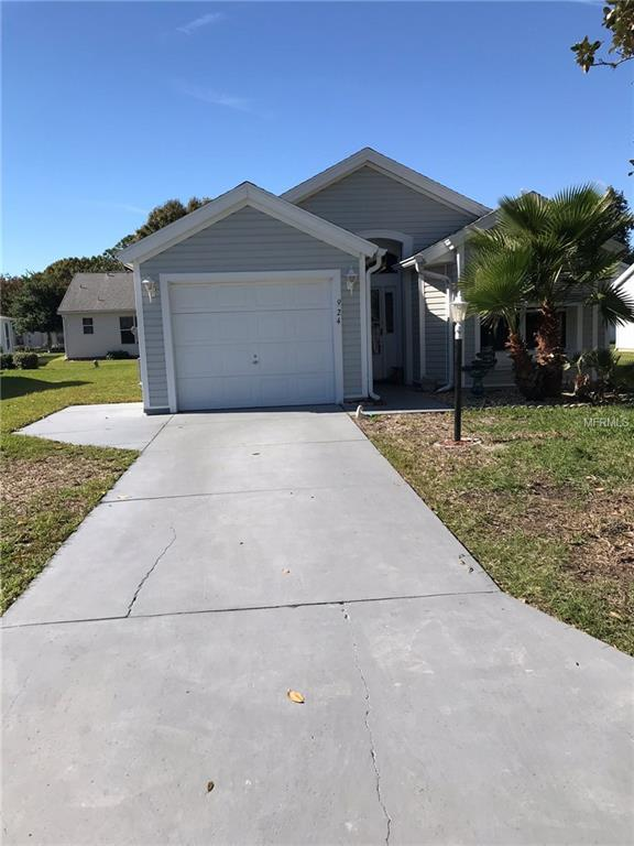 924 Chula Court, The Villages, FL 32159 (MLS #G5009551) :: Realty Executives in The Villages