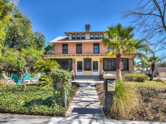 610 N Tremain Street, Mount Dora, FL 32757 (MLS #G5009737) :: Team Touchstone