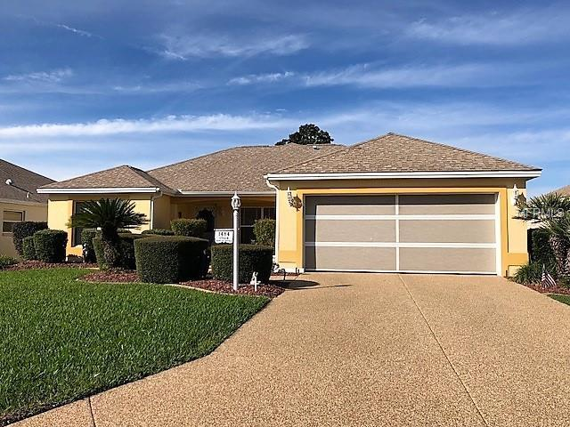 1484 Ramon Road, The Villages, FL 32162 (MLS #G5011774) :: Realty Executives in The Villages