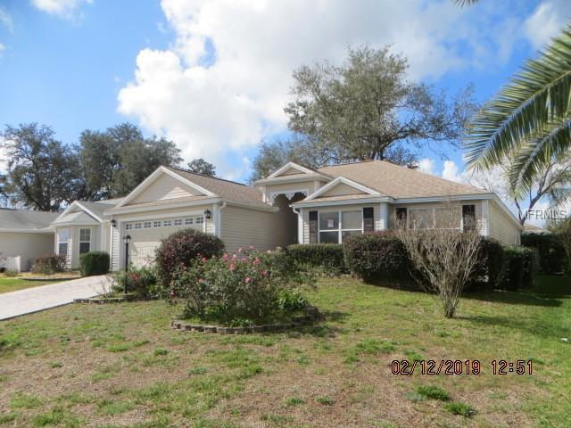 16869 SE 93RD CUTHBERT Circle, The Villages, FL 32162 (MLS #G5011991) :: Realty Executives in The Villages