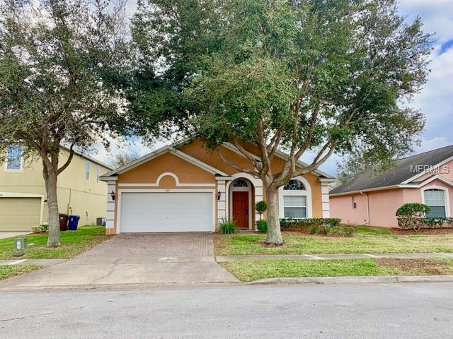 124 Malaga Avenue, Davenport, FL 33837 (MLS #G5012280) :: Team Virgadamo
