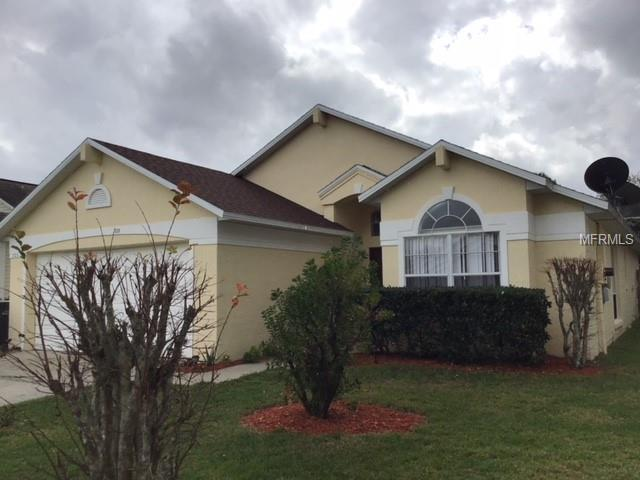 323 Allison Avenue, Davenport, FL 33897 (MLS #G5012338) :: Welcome Home Florida Team