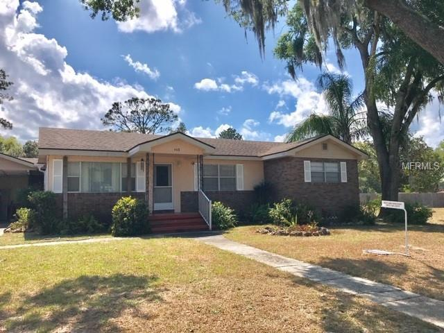 448 E Waldo Street, Groveland, FL 34736 (MLS #G5014315) :: Delgado Home Team at Keller Williams