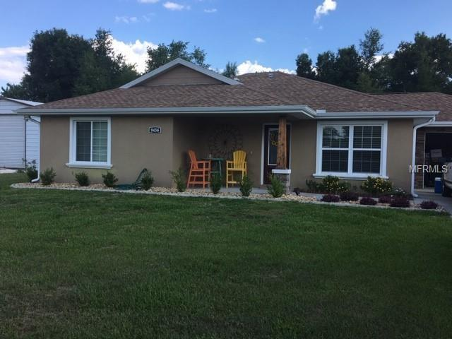 9436 SE 163RD Street, Summerfield, FL 34491 (MLS #G5015998) :: Team Bohannon Keller Williams, Tampa Properties